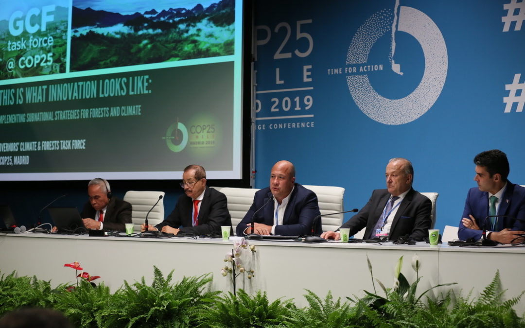 Unity at COP25: Working Together to Advance Subnational Climate Action