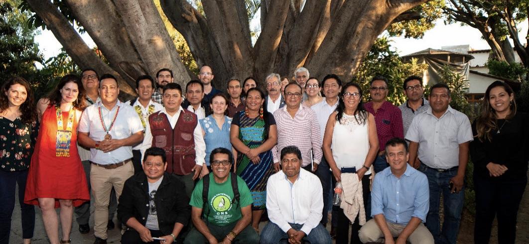 Strength in Unity: IP/LC Global Committee Convenes in Oaxaca