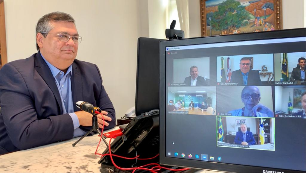 Governor of Maranhão elected president of the Legal Amazon Consortium in Brazil