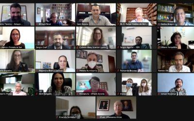Manaus Action Plan Meetings