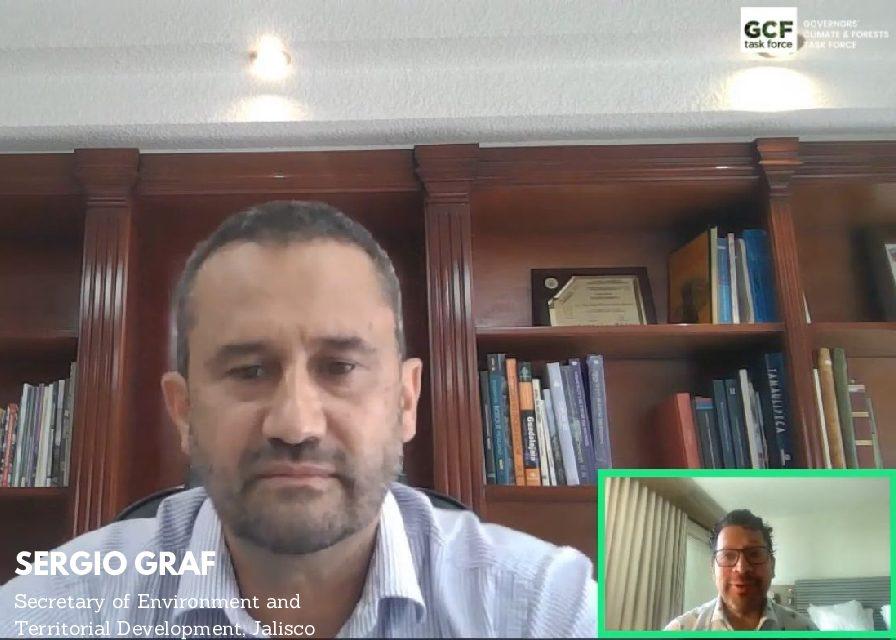 Conversation with Secretary Sergio Graf