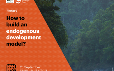 GLF Amazonia Digital Conference: The Tipping Point
